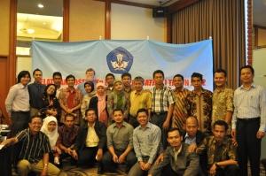 Peserta Pelatihan Civic Education